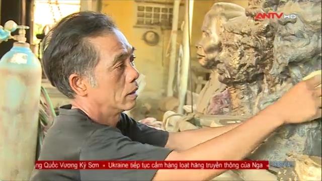Nghệ nhân ưu tú Dương Ngọc Tiển